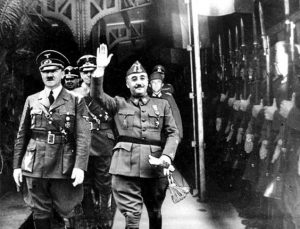 WITF Hitler and Franco