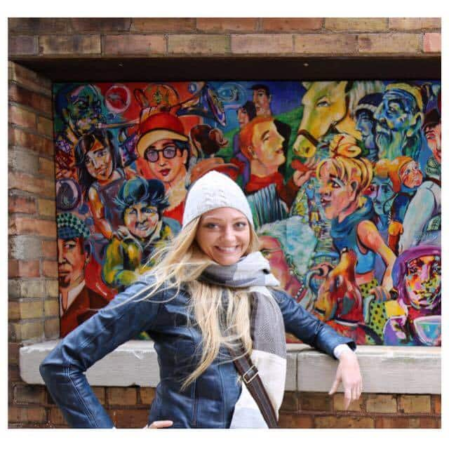 Artist Profile: Alexandra Hall