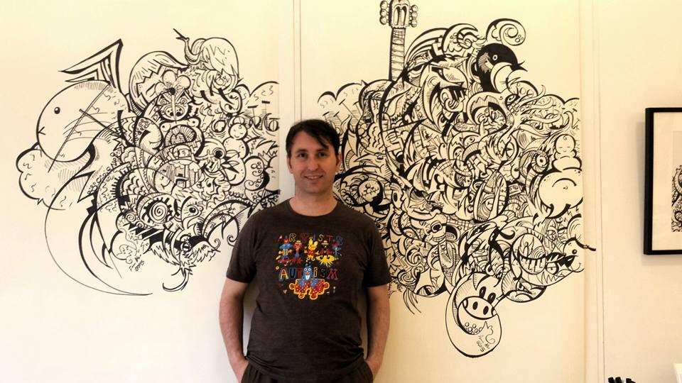 Artist Profile: Frank Louis Allen