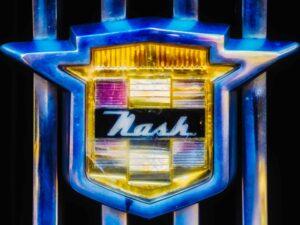 Nash Hood Emblem 1
