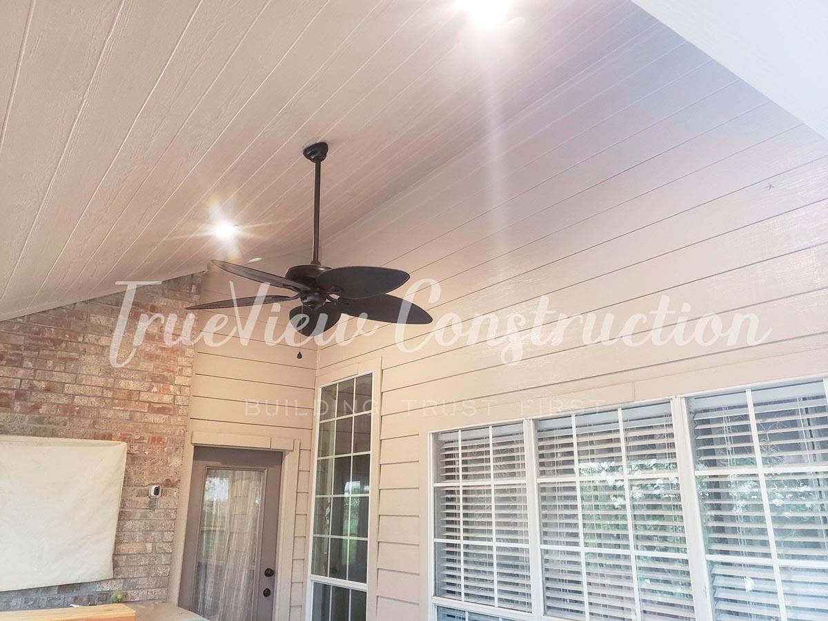 TrueView Construction - Custom Light Installation