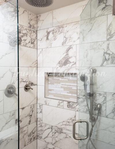 TrueView Construction - Custom Walk In Shower