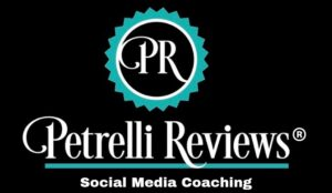 Petrelli Reviews Social Media Coaching Consulting Digital Marketing Logo
