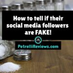 How to tell if their social media followers are FAKE!