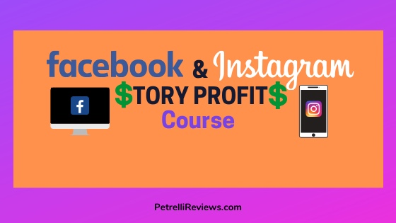 Showing facebook & instagram Icons for online social media course