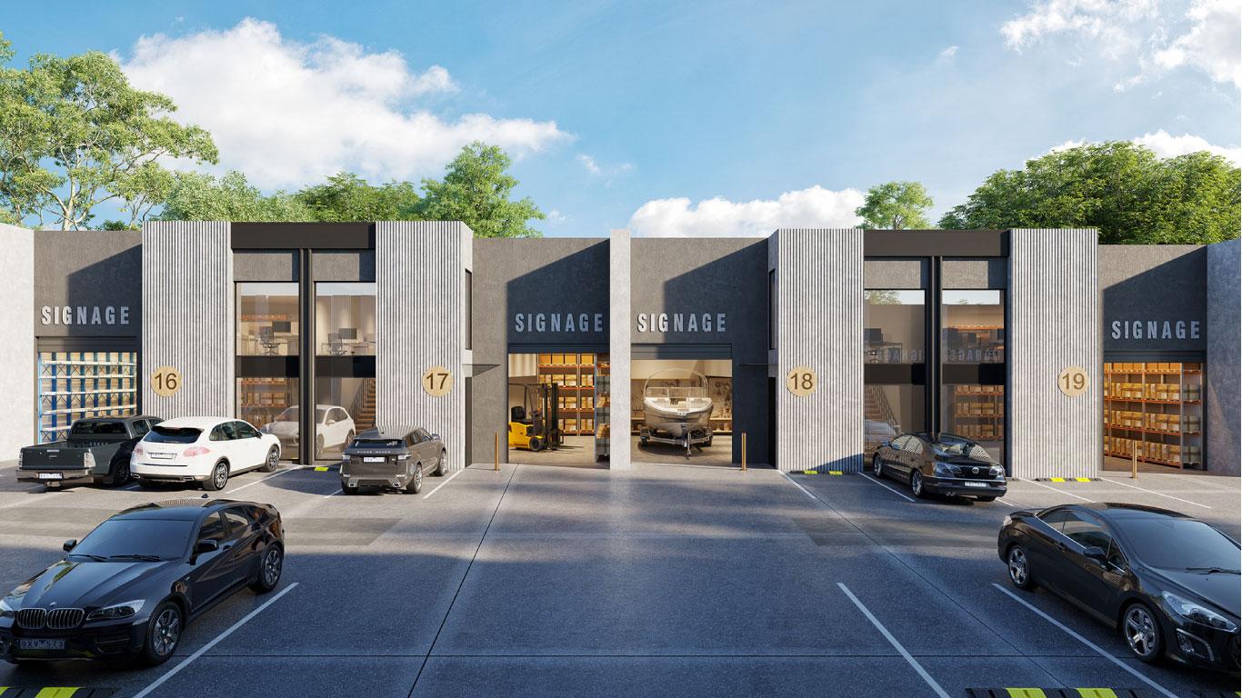 Paramount Business Estate