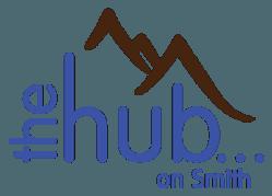 The Hub on Smith Logo