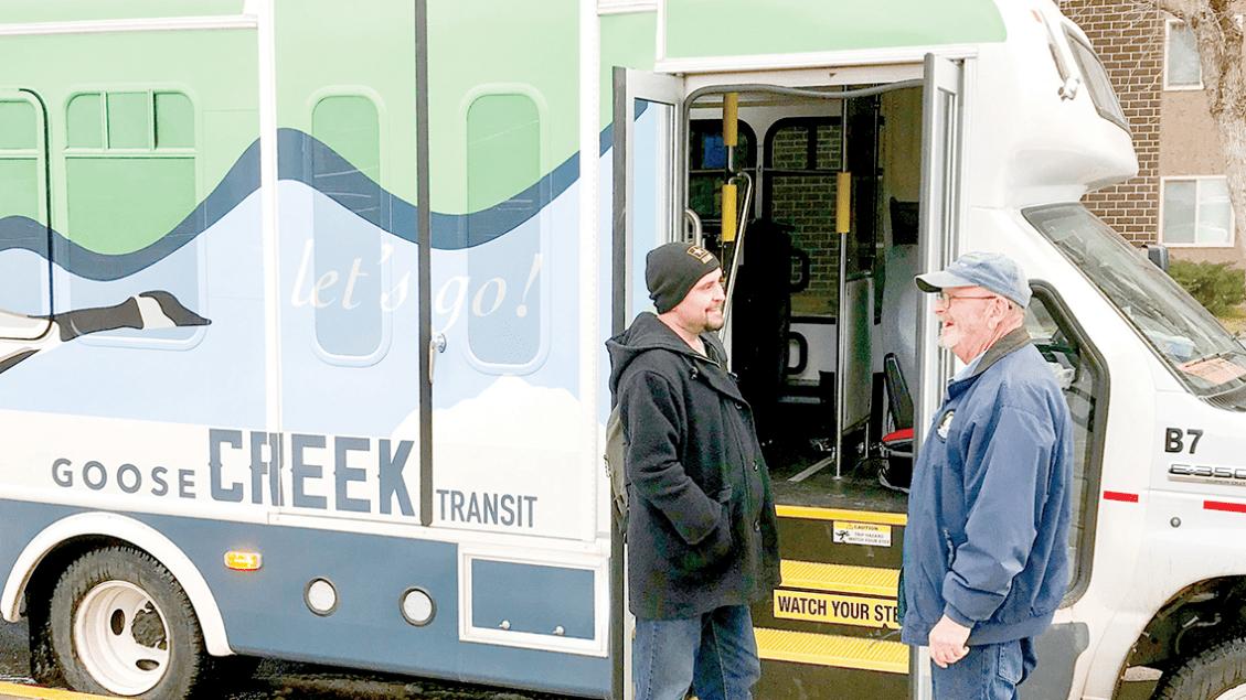 Big improvements coming for Goose Creek Transit