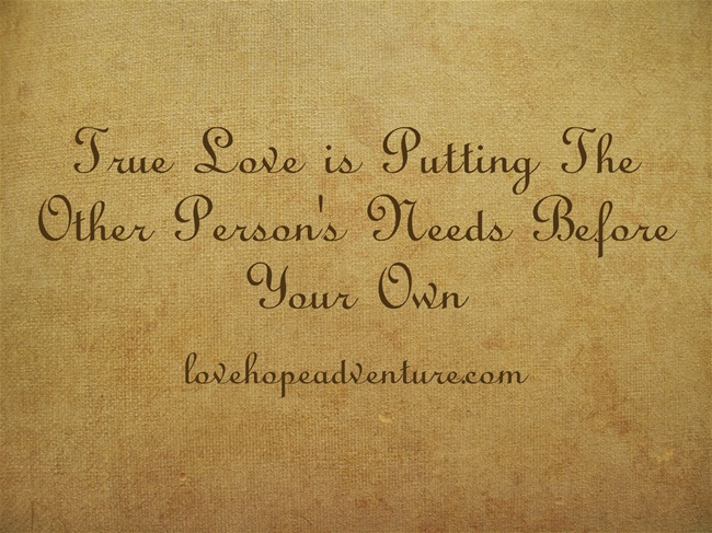 True-Love-is-Putting-The