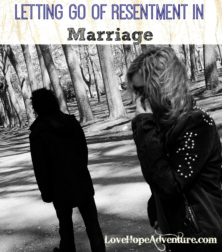 Letting Go of Resentment in Marriage