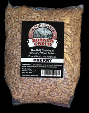 Cherry Smoker Wood Pellets