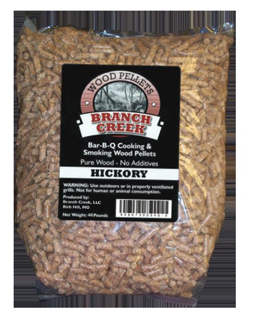 Hickory Smoker Wood Pellets