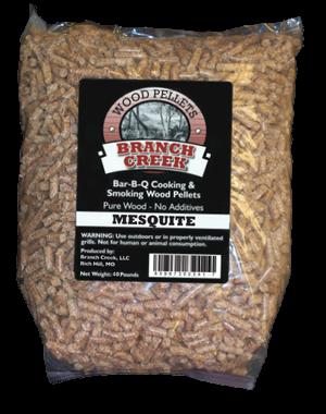 Mesquite Smoker Wood Pellets