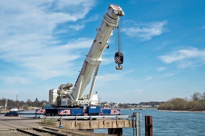 Professional Crane Repair Services