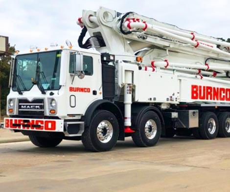 Concrete Boom Pump Repair