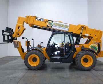 Reach Forklift Repair Tampa Orlando