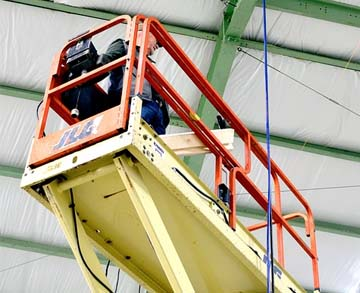 Scissor Lift Repair Tampa Orlando