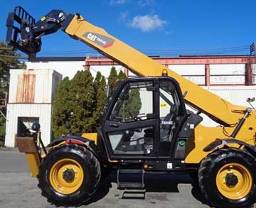 Telescoping Boom Forklift Repair Services Tampa Orlando
