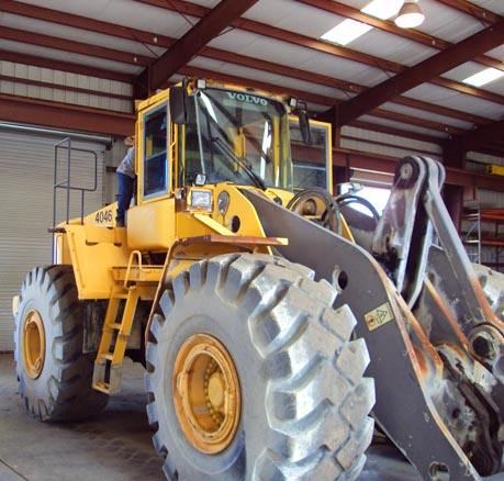 Heavy Equipment Repair for Rental Companies