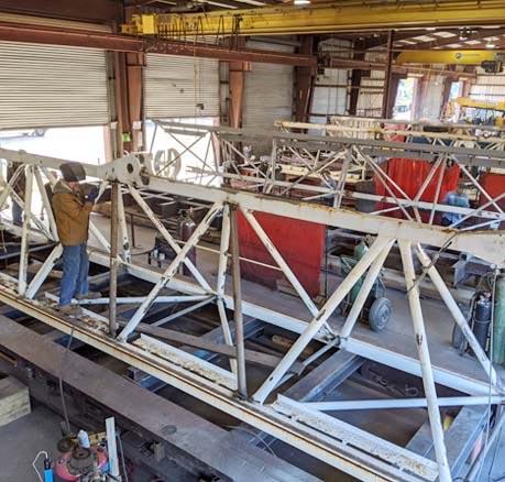 Tampa Tower Crane Repairs