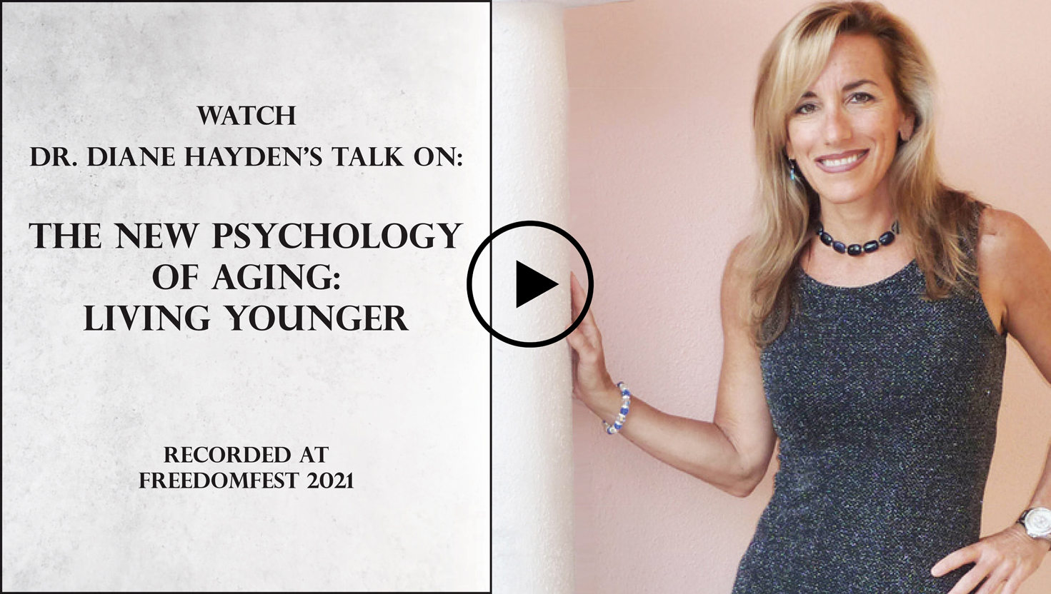 The New Psychology of Aging: Living Younger