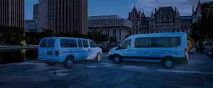 charter bus companies in albany ny