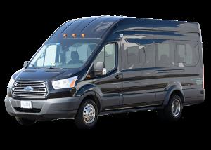 shuttle bus rental for wedding