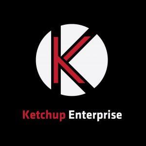 Logo for Ketchup Enterprises - event coordinators