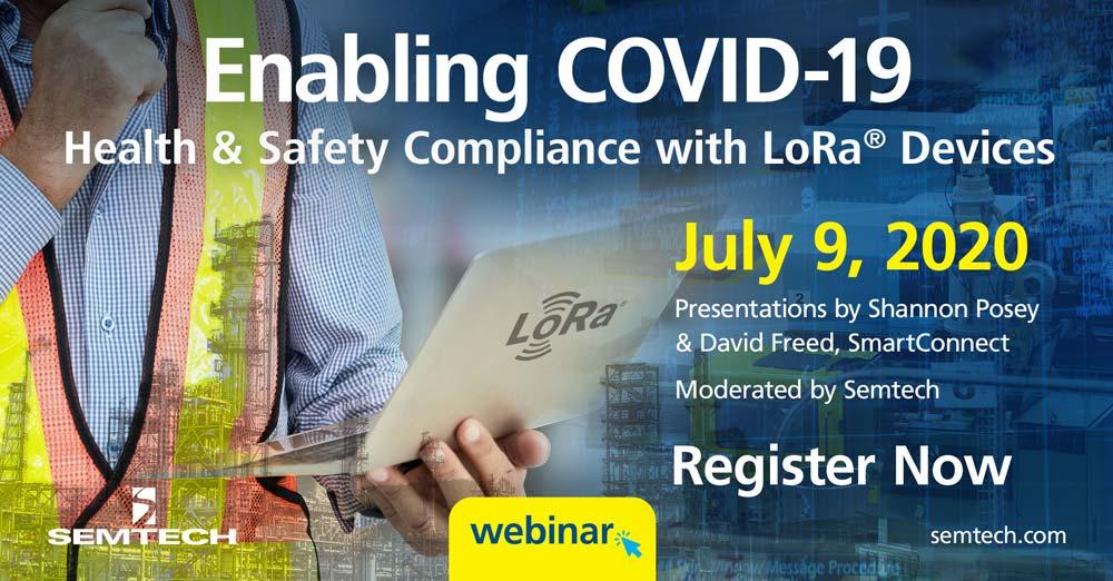 COVID-19 Health Safety webinar socia