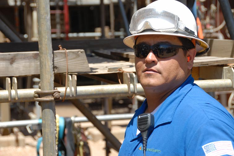 Oil and Gas Safety Manager