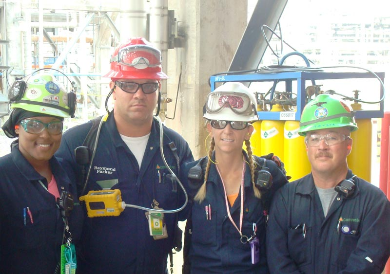 Oil and Gas Safety Attendants
