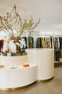 Shop fit out in Mosman