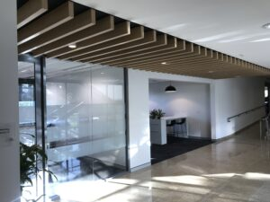 Example of a Finished Installation