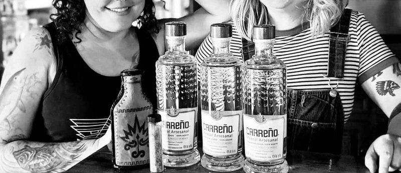 Succesful trademark filing! Mezcal Carreno