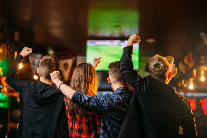 sport bars and IP