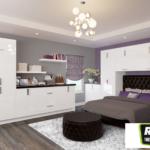 Revamp Kitchen Bath Desert Frameless Cabinets Glendale AZ Bedroom