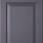 Rome- Matte Grey Raised Panel