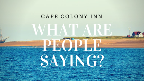 What ArePeople Saying About Cape Colony