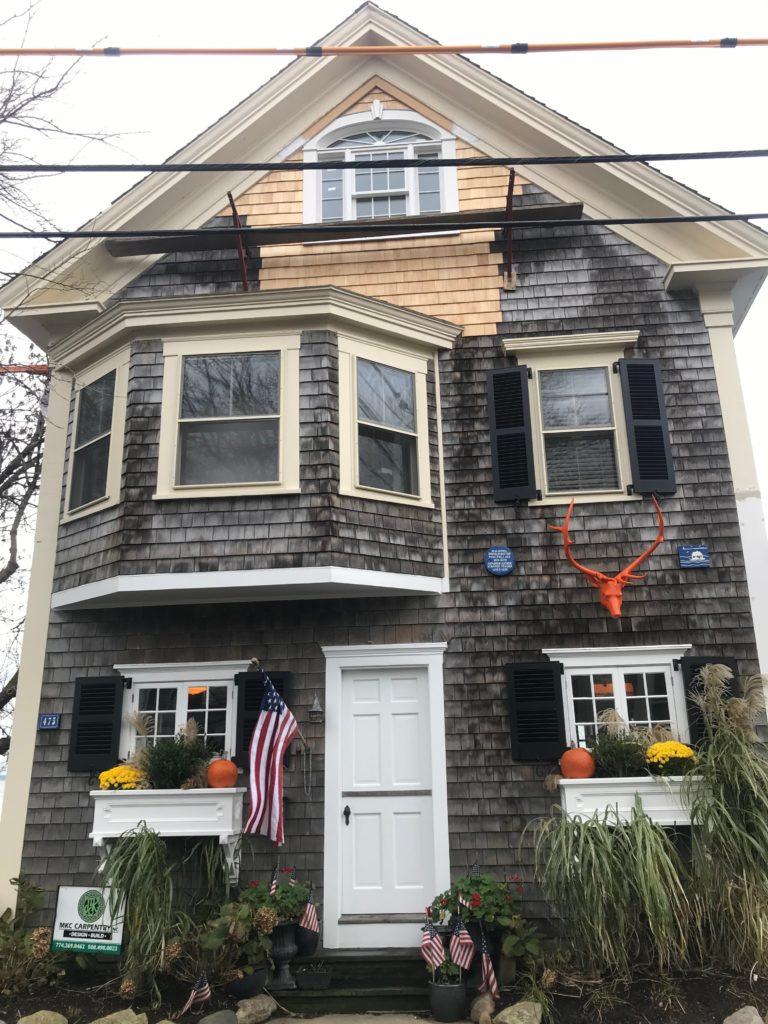 macmillian house