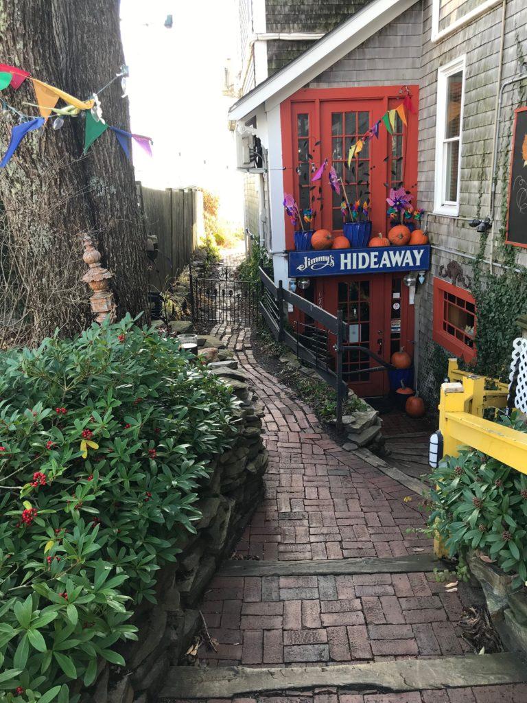 Jimmy's Hideaway
