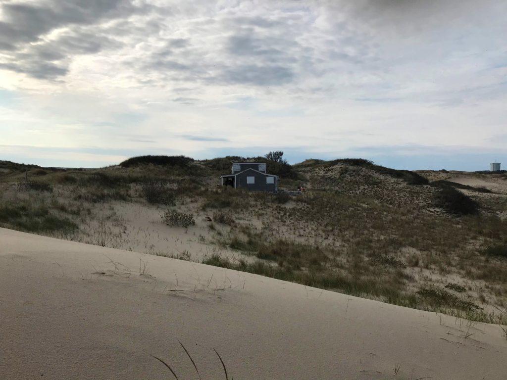 Cape Cod Dune Shacks