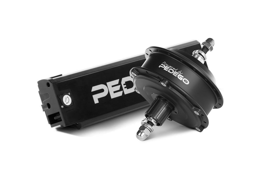 Pedego ridge rider battery