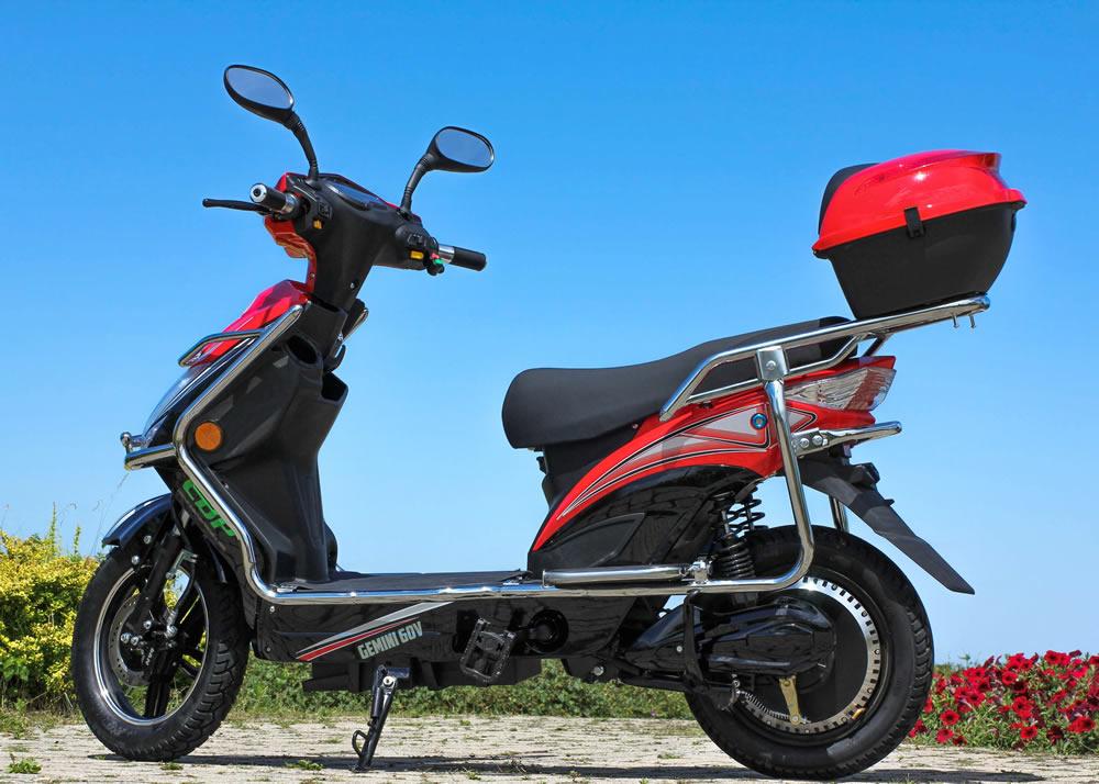 E-bikes Pros Gemini