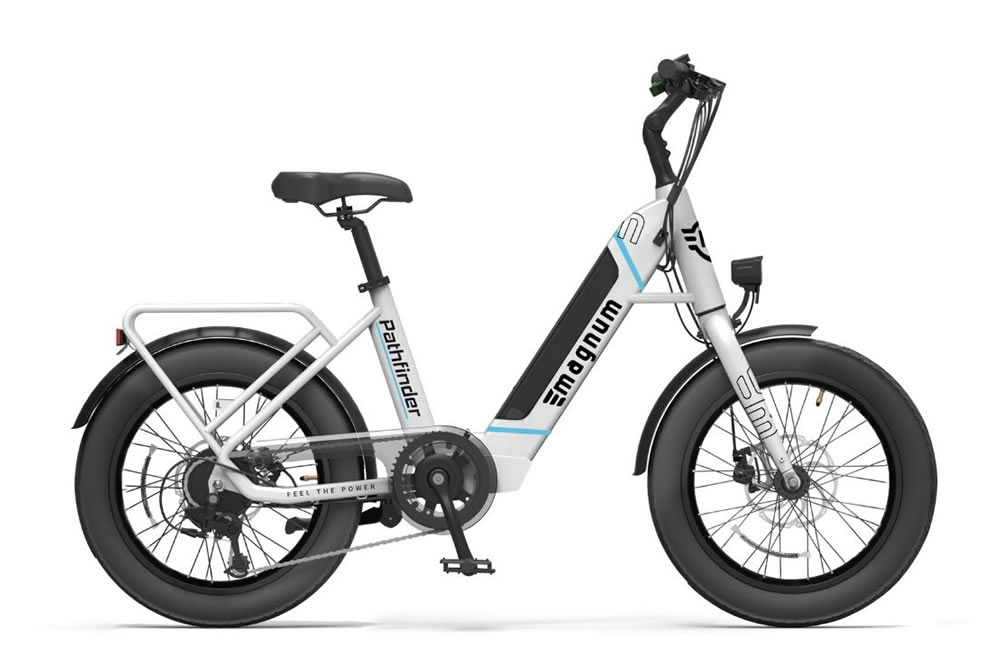 Magnum Pathfinder Electric Bicycle