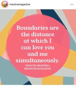 Boundaries - Spiritual Advice - Blog by Jayma Jamieson Counseling Lafayette, CO