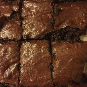 The Ultimate Chocolate Chip Paleo Brownies
