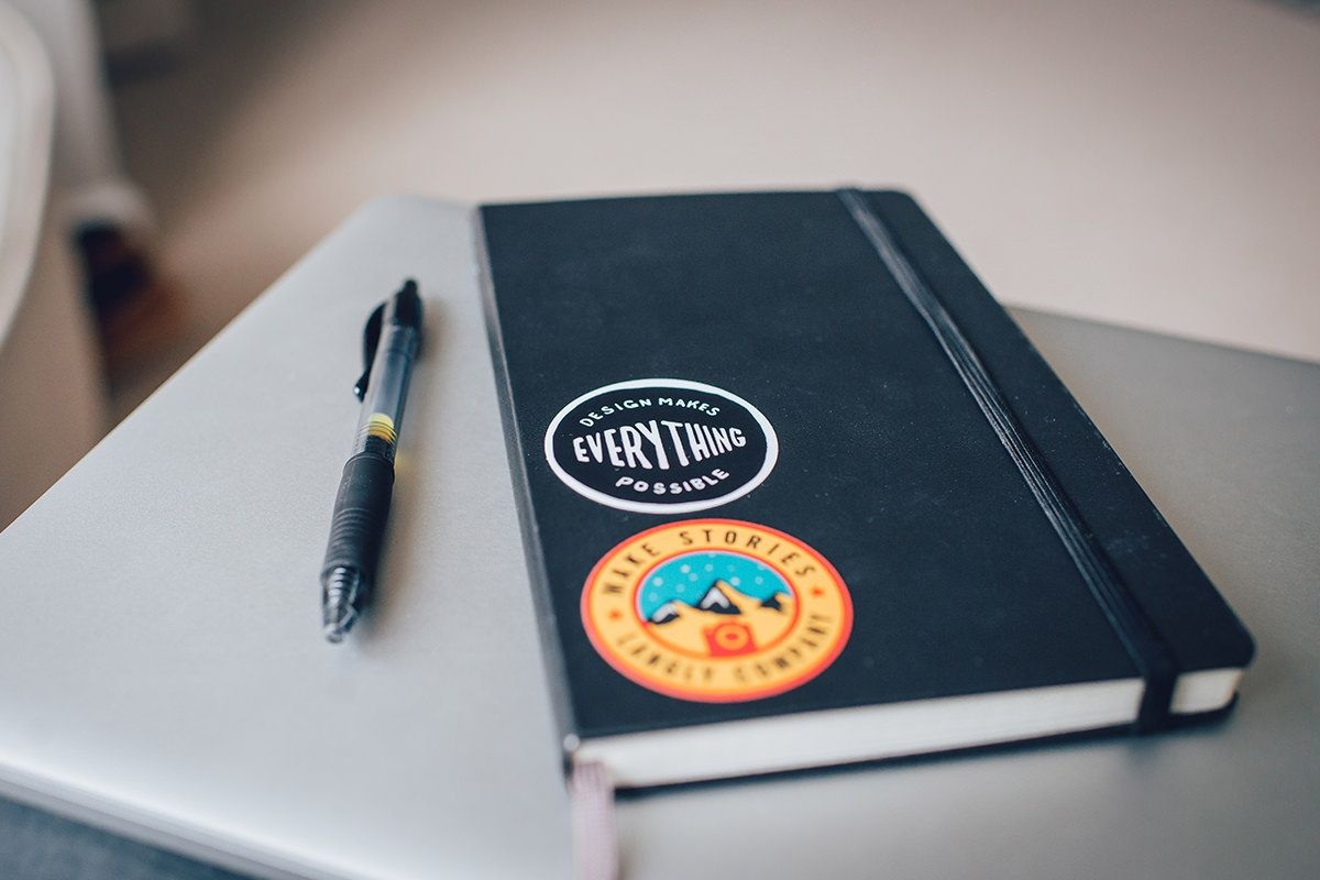 Design Basics: Always carry a notebook