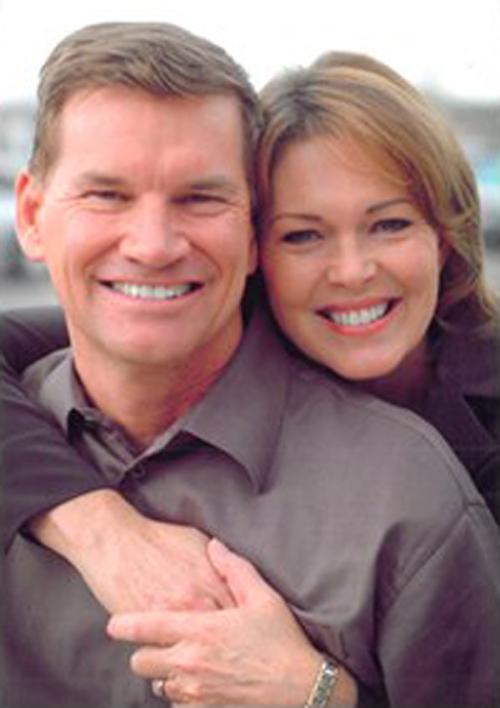 Ted Haggard and His Wife Gayle Haggard