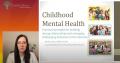Childhood Mental Health