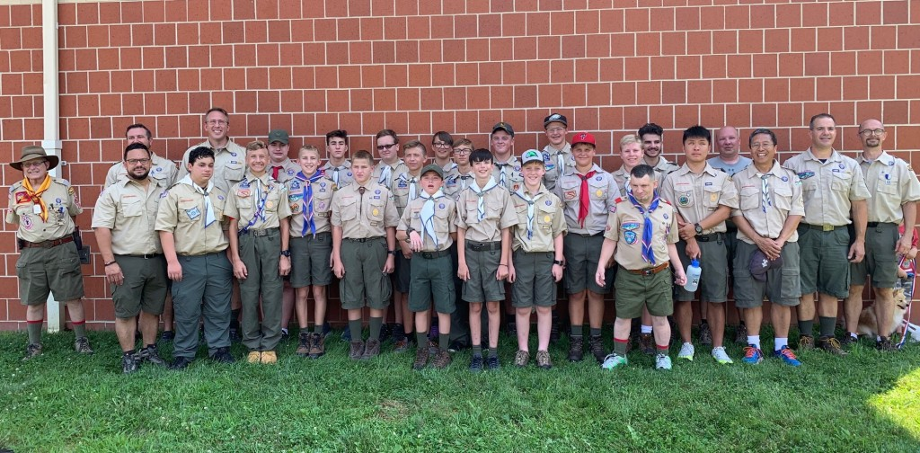 Troop 2 - Camp Horseshoe 2019 - B